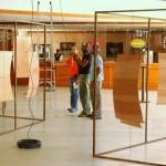 Montagem no Foyer do TCA-2009